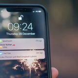 【iPhone】通知センターに通知履歴を表示・確認・削除する方法