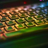 iPhoneキーボード背景