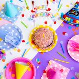 【LINE】誕生日の設定方法!公開・非公開についても解説