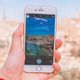 【iPhone】写真アプリのアルバムを削除する方法